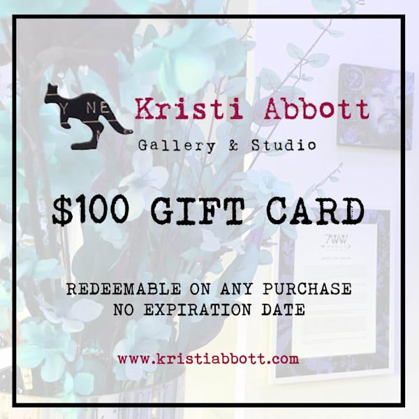 Gift Cards From $50 To $1000 | Made by Kristi