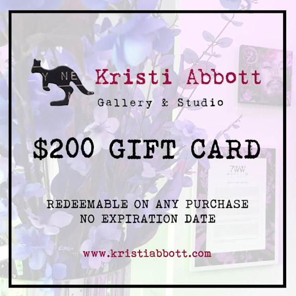 $200 Gift Card | Made by Kristi