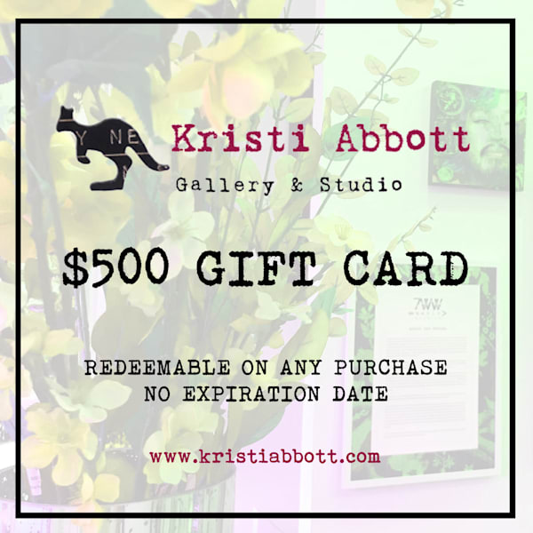 $500 Gift Card | Made by Kristi