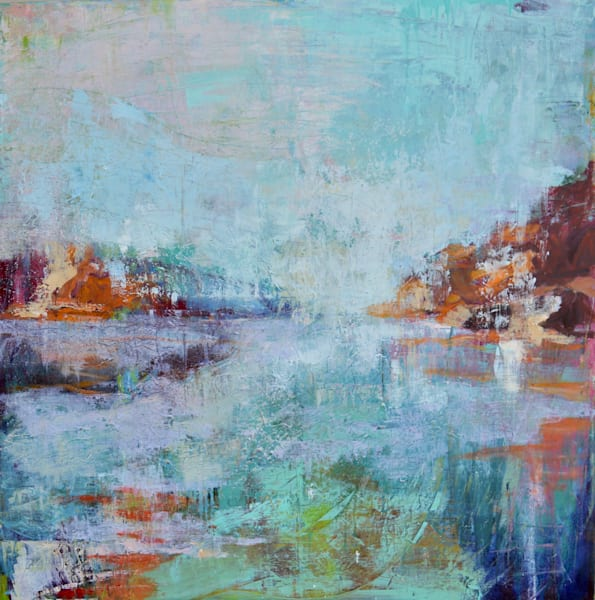 Serenity by Julia Hacker | SavvyArt Market Original Art