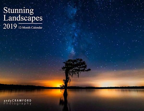 2019 Stunning Landscapes Calendar