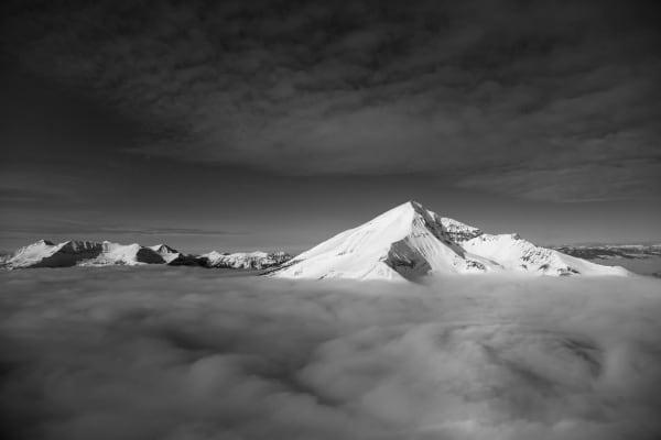 Inversion Over Lone Peak I
