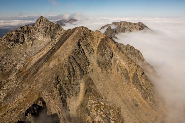 Spanish Peaks Inversion IV (Gallatin Peak)