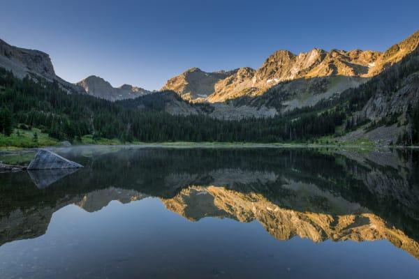 Mirror Lake - Spanish Peaks