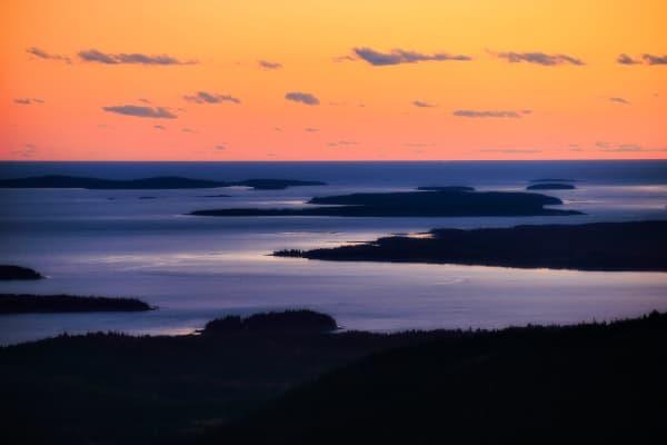 Maine Coast | Robbie George Photography