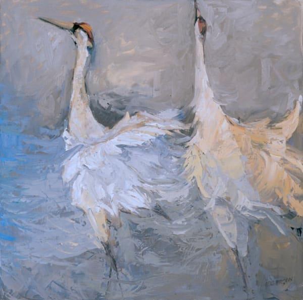 Ballet Cranes