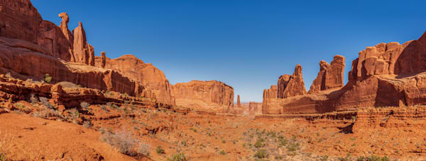 Arches National Park Avenue photography
