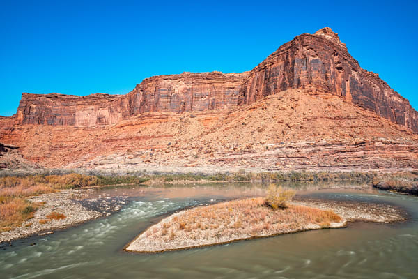 Colorado River at Salt Wash photography