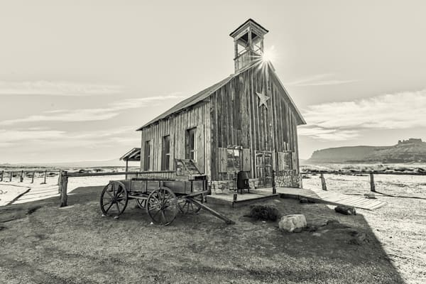 Pioneer southwest photography print