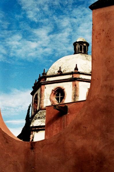 San Miguel De Allende cupola