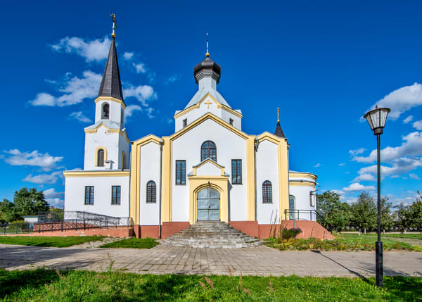 Belarus Orthodox Church photography