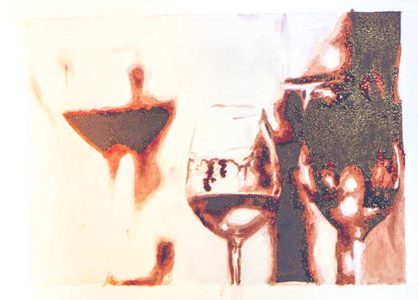 wine glass study 2