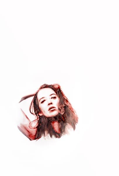syrah self-portrait
