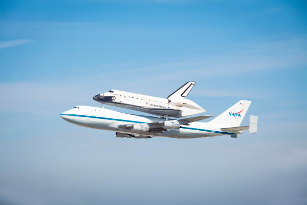 Space Shuttle Endeavor, Final Flight