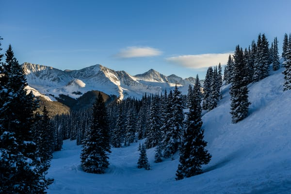 Sum T111 • Copper Mountain Ski Area, Colorado Photography Art | Todd Powell Photography