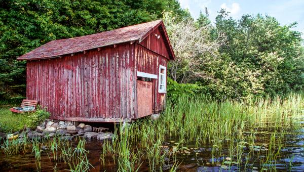 Boat House V2
