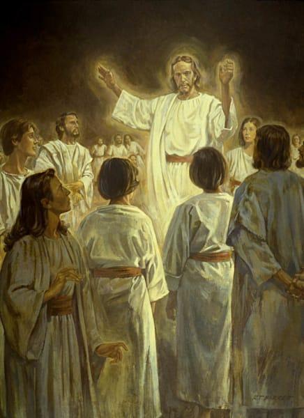 Christ in the Spirit World