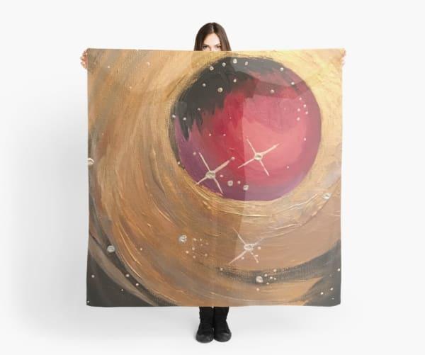 Colossal Shell Of Light  | Marci Brockmann Author, Artist, Podcaster & Educator