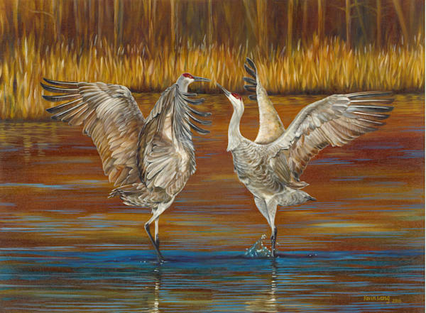 Elegant Dance Art | Kevin Lang Fine Art