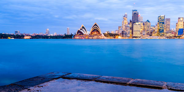 Habour View - Sydney Opera House Sydney Harbour Milsons Point NSW Austral