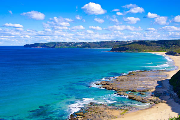 Glenrock View - Hickson Street Lookout Glenrock Merewether NSW Australia