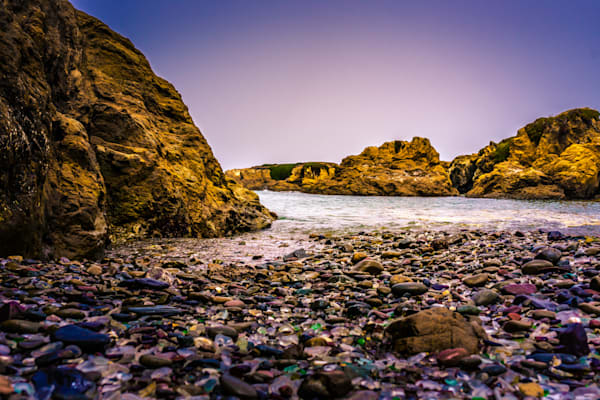 Glass Beach Photography Art | BenjieArts