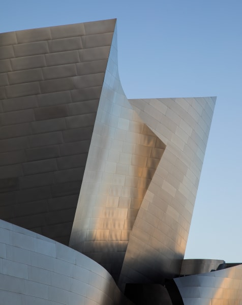 Walt Disney Concert Hall 1 Photography Art | Leiken Photography