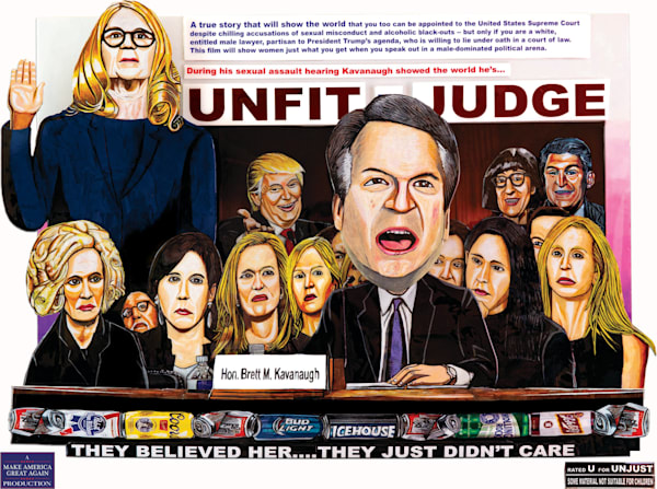 Unfit To Judge / Reality Goes To The Movies