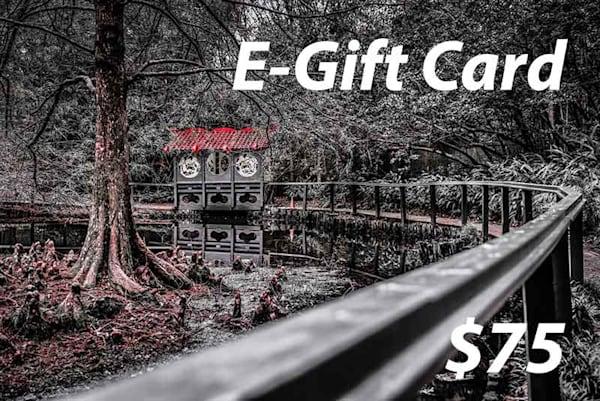 $75 E-Gift Card