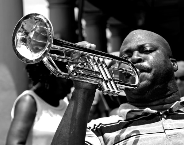 New Orleans music photography