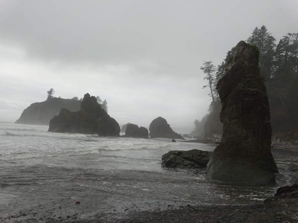 Incoming Tide by Alexis King-Glandon an American photographer.