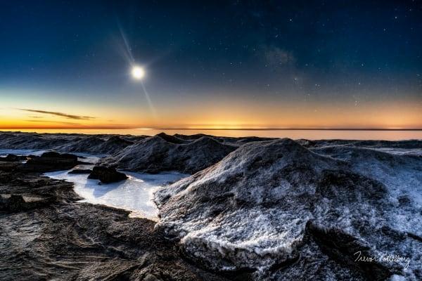 Martian Dawn