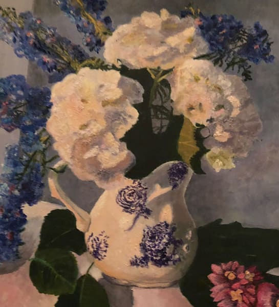 Hydrangeas Art | Marci Brockmann Author & Artist