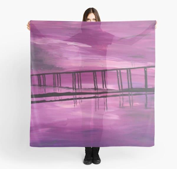 Bridge Over The Purple River | Marci Brockmann Author, Artist, Podcaster & Educator