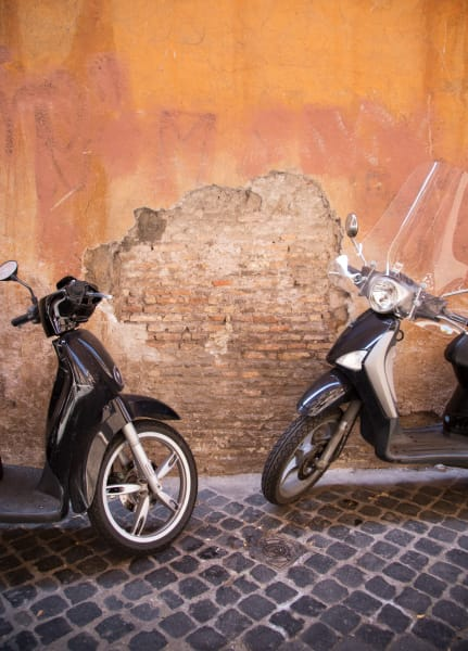 Roman Scooters