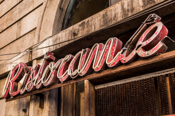 Rome Ristorante:  Fine Art Photography by Shane O'Donnell