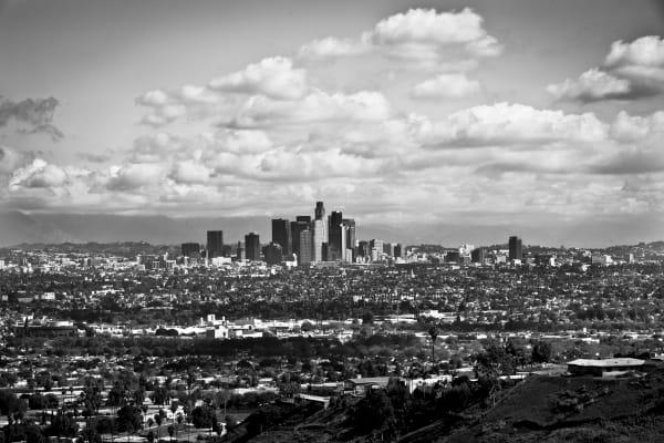 Los Angles Skyline
