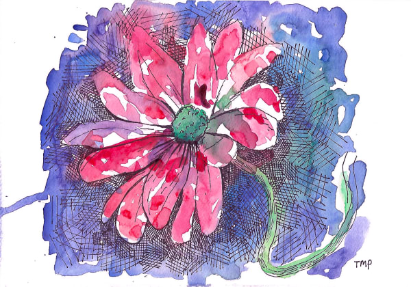 Matt Pierson Artworks | Sloppy Flower