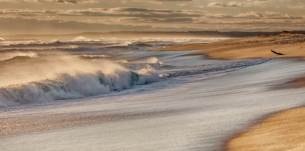 Long Point Winter Surf