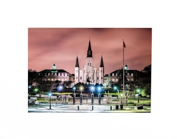 St. Louis Cathedral New Orleans photography