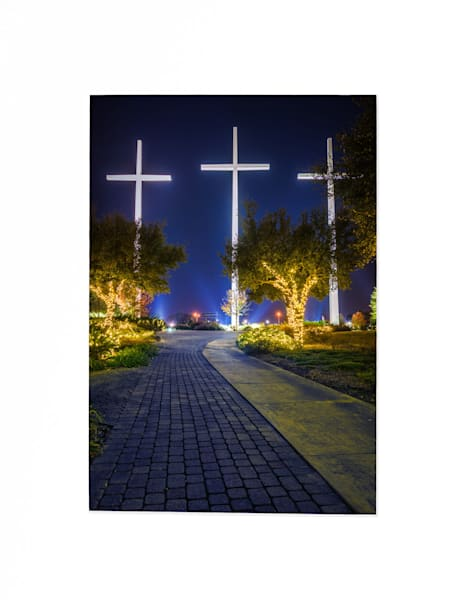 Come to the Crosses Baton Rouge photography prints