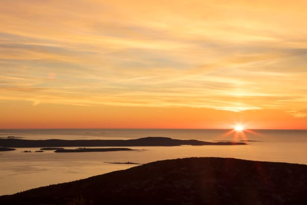 Cadillac Mountain | Robbie George Photography