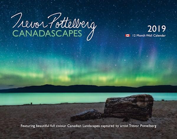 2019 Canadascapes Calendar