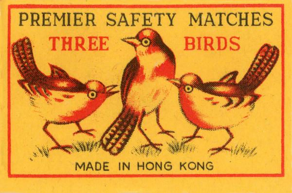 Three birds 2