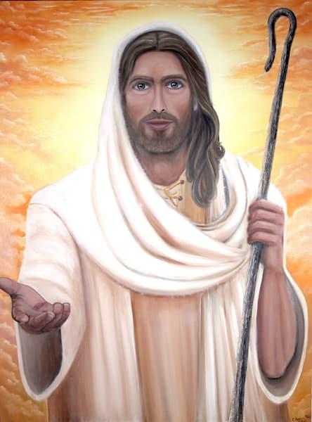 The Good Shepherd art/ Errymil Batol art