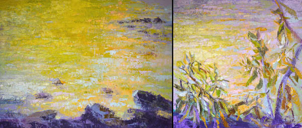 Healing Art Paintings & Stories, Brilliance Dreams Awake by Dorothy Fagan