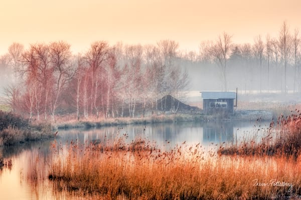 The Fishing Shack Photography Art | Trevor Pottelberg Photography