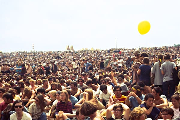014 Woodstock crowd
