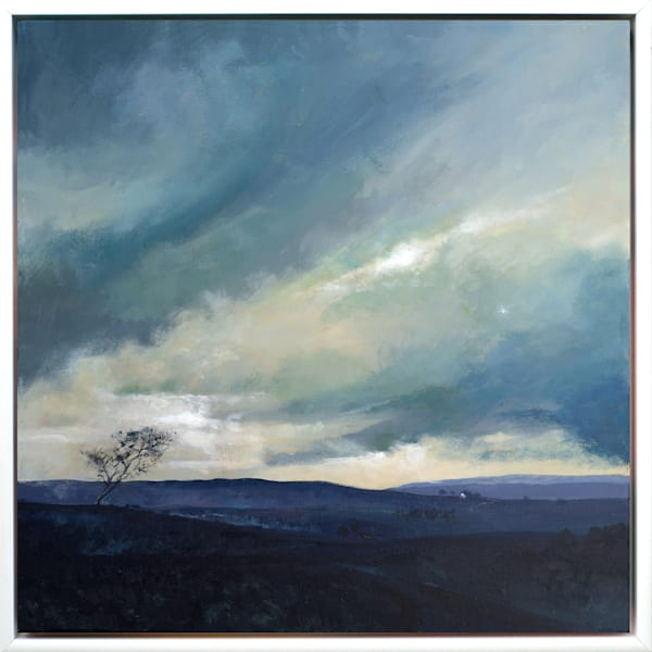 Wuthering Heights landscape Painting