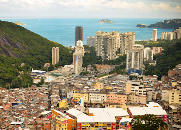 Rocinha's Marvelous View